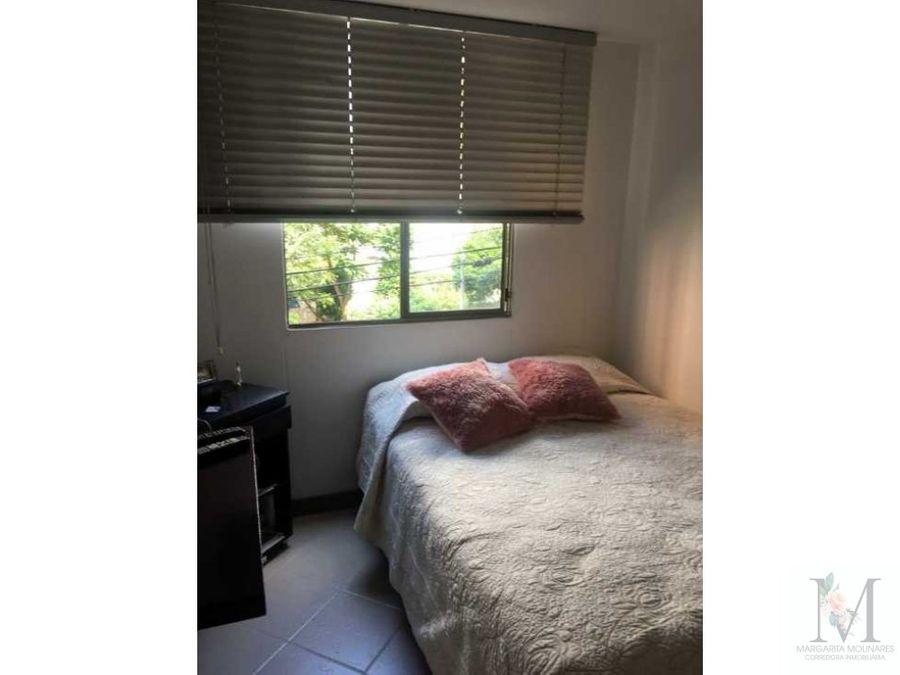 venta apartamento con parqueadero en sabaneta sector central