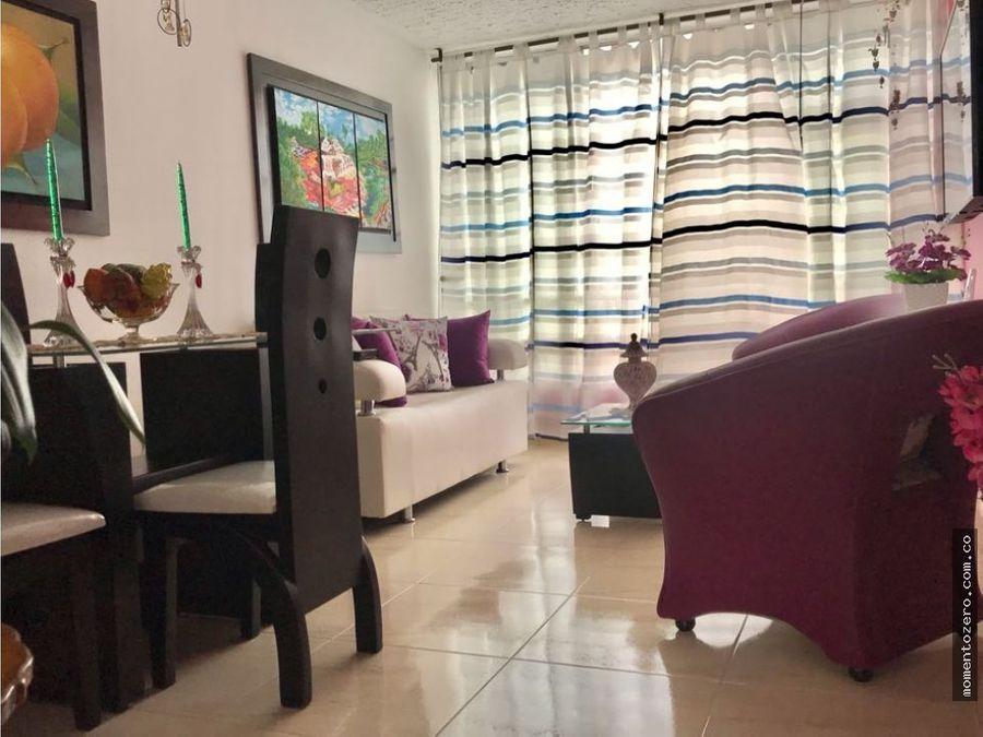 venta apartamento conjunto cerrado sector gama pereira
