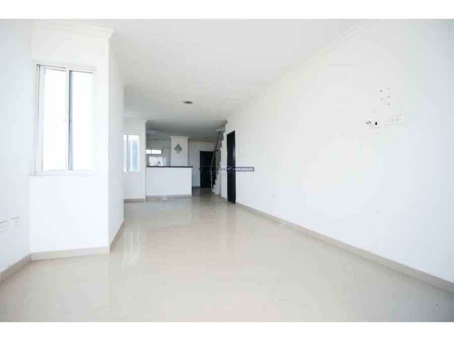 venta apartamento duplex en alto bosque cartagena