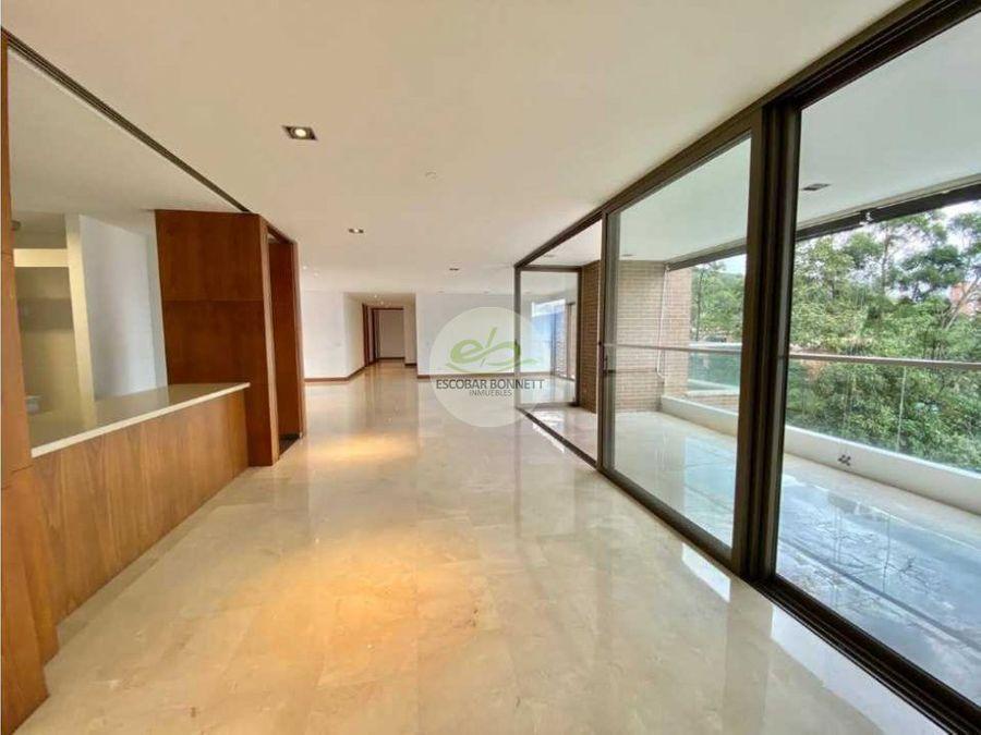 venta apartamento de lujo poblado
