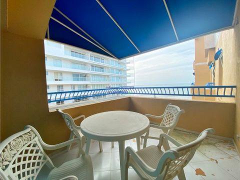 venta apartamento de 2 alcobas en boquilla marina club de cartagena