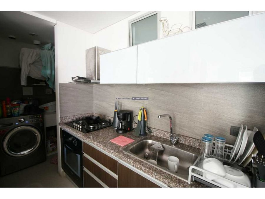 venta apartamento de 3 alcobas en manga cartagena