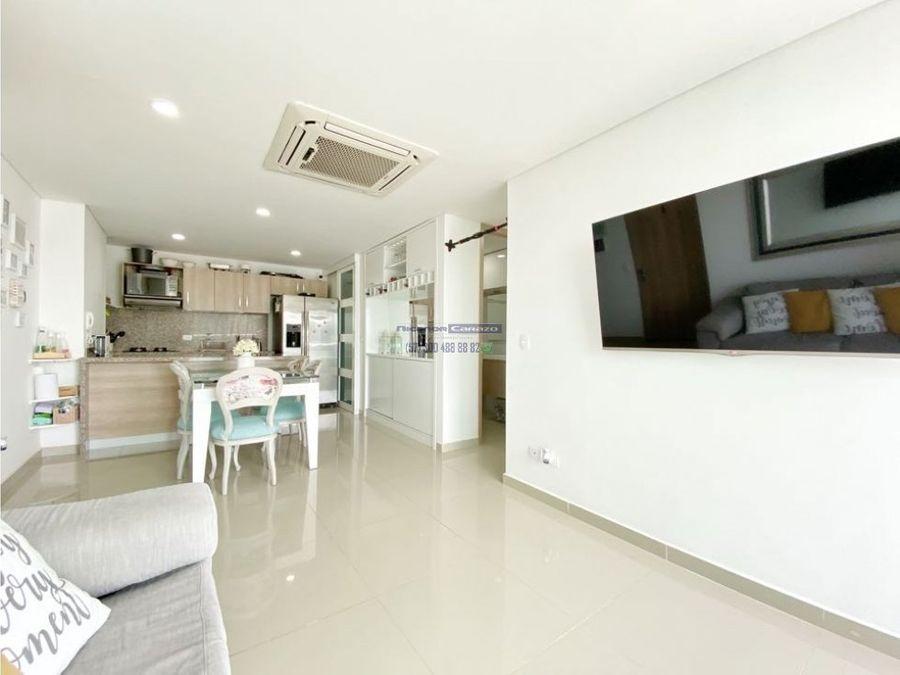 venta apartamento de 3 alcobas edificio kentaurus en manga cartagena