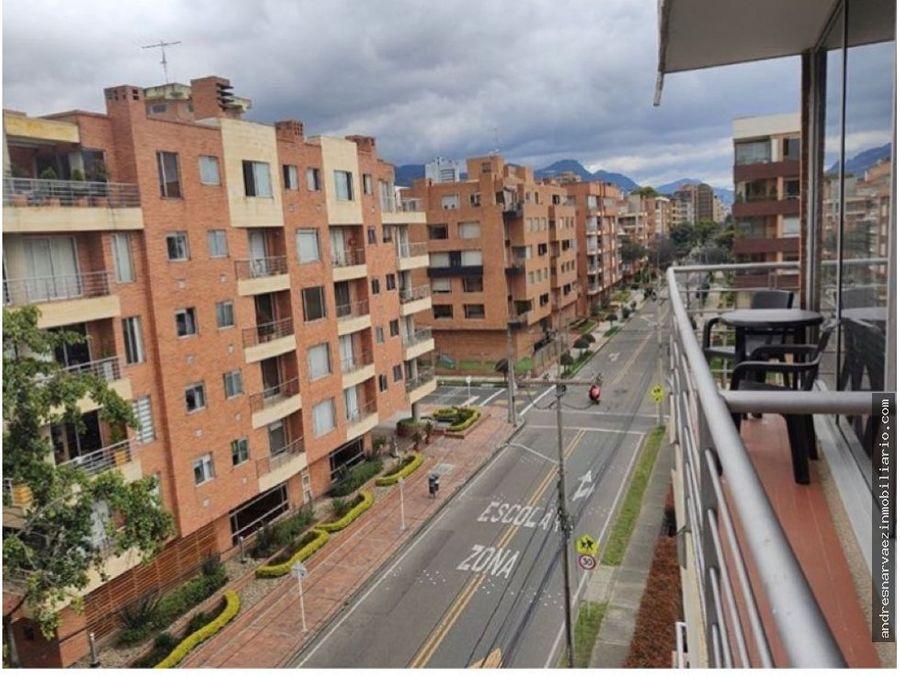 venta apartamento dos alcobas chico navarra