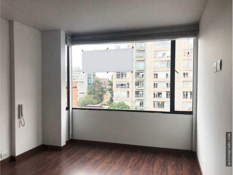 venta apartamento el nogal 2 alcobas