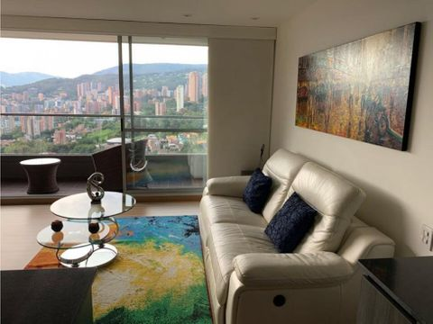 venta apartamento en medellin loma los gonzalez
