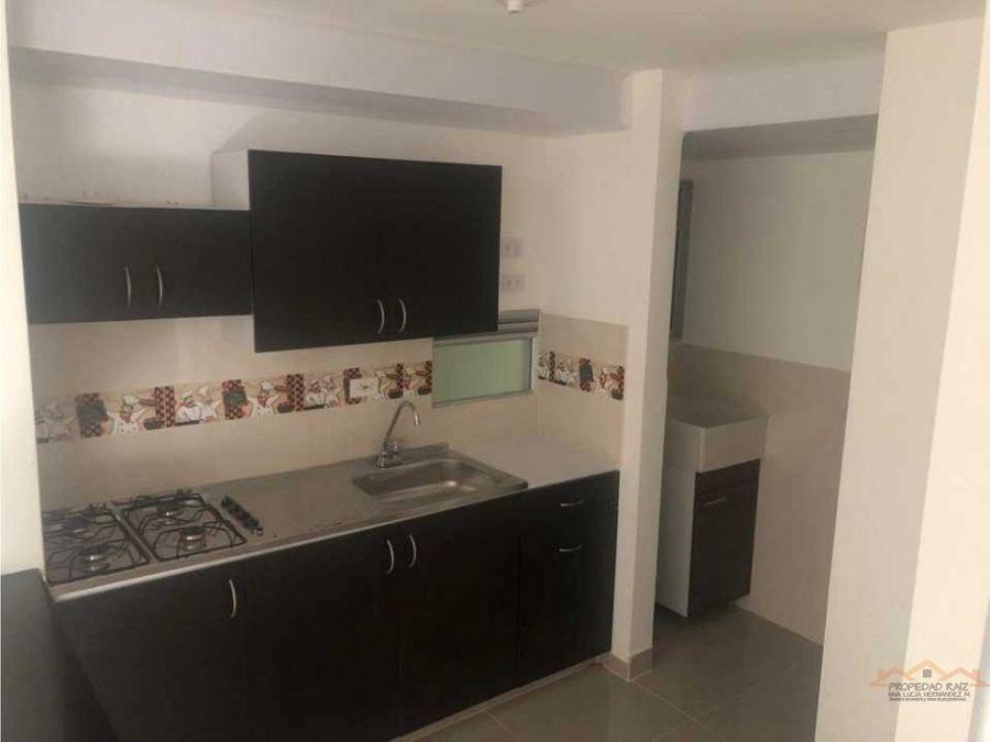 venta apartamento en bello sector cabanas
