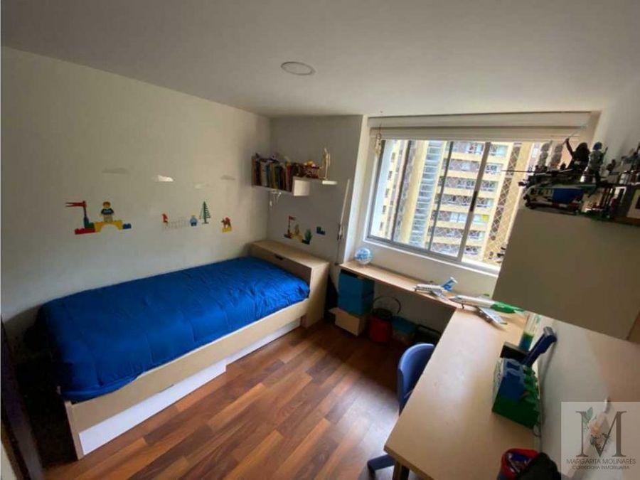 venta apartamento en castropol el poblado medellin