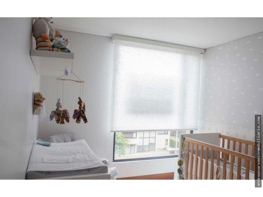 venta apartamento en chico reservado