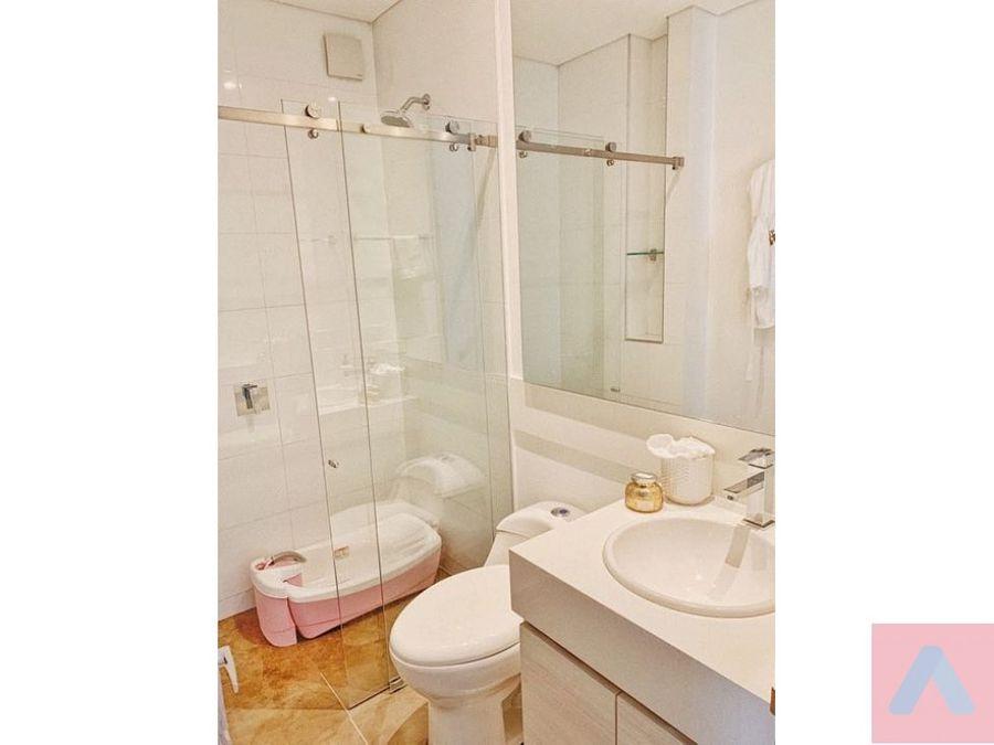venta apartamento en chico 95 m2 con 3 alcobas 2 banos