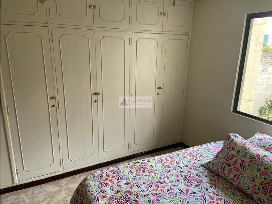 apartamento en venta en edificio en santa monica cali tc