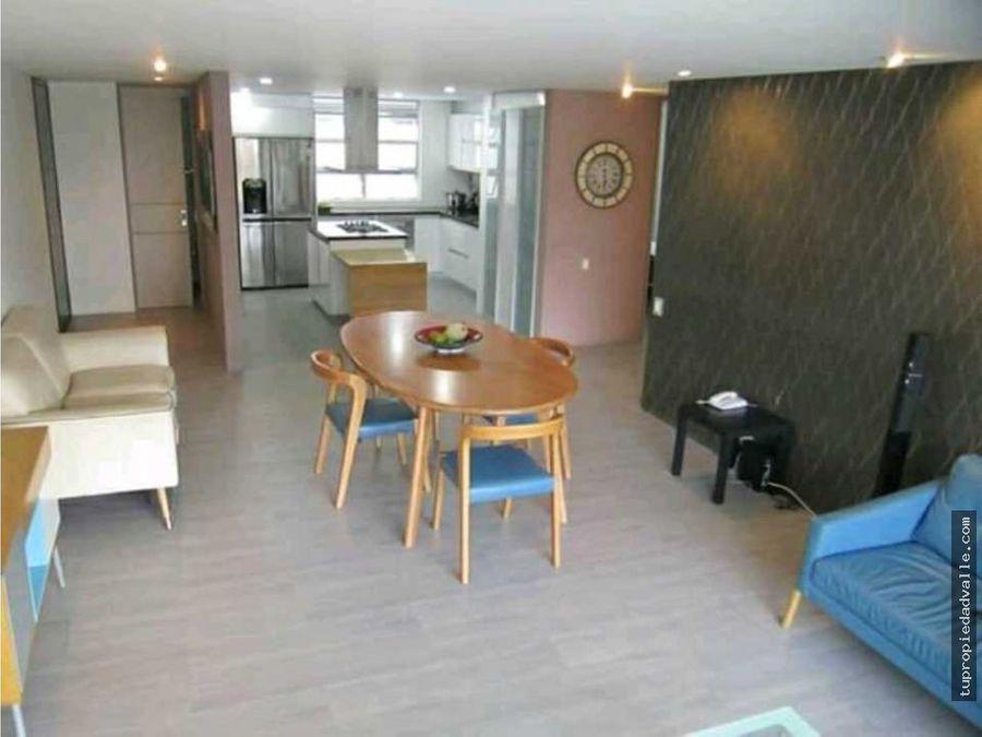 venta apartamento en edificio en el penon zona oeste de cali