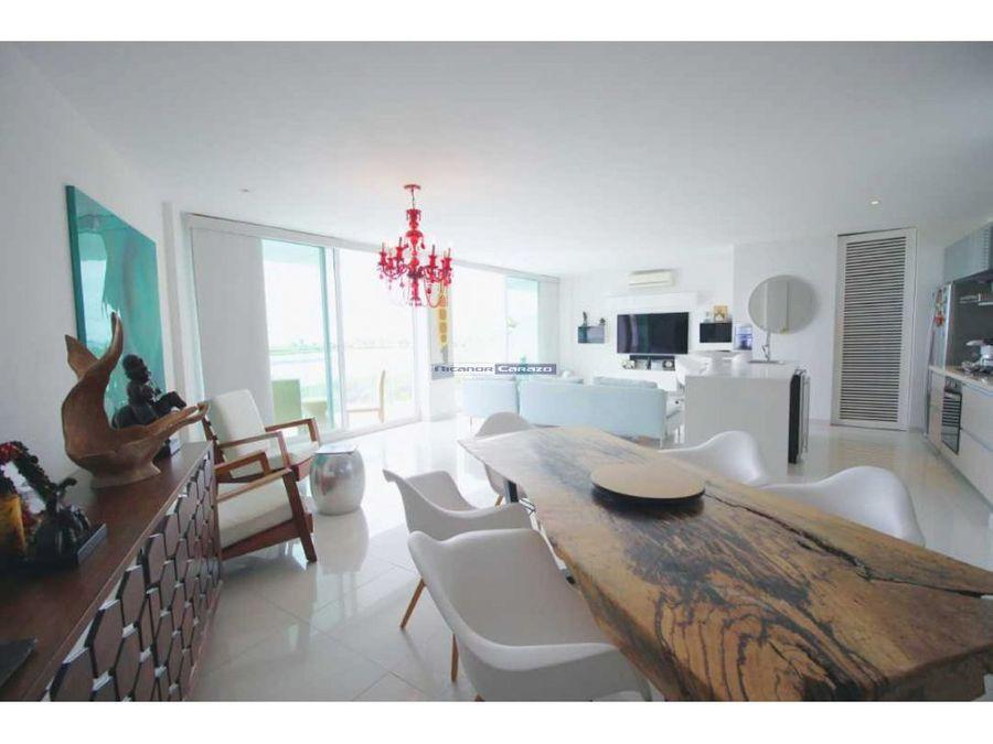 venta apartamento 3 habitaciones en karibana beach golf cartagena