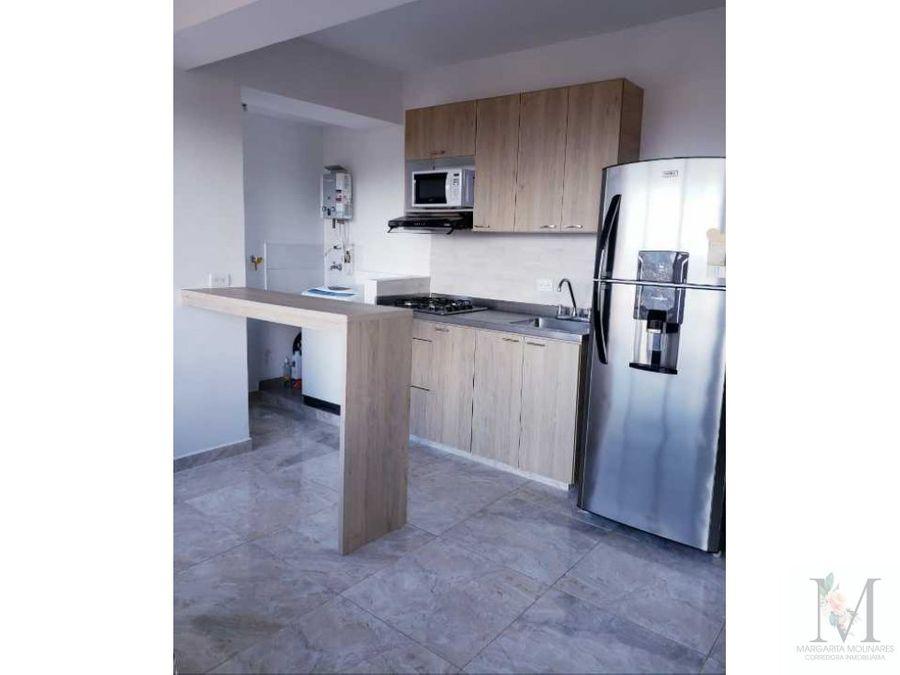 venta apartamento en sabaneta unidad residencial cerrada