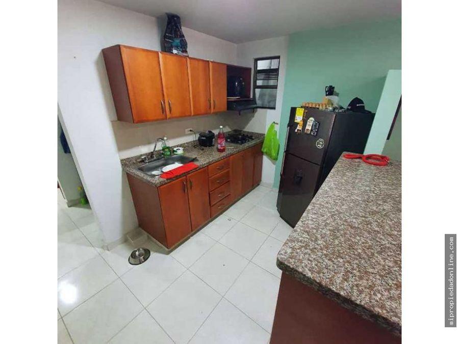venta apartamento en sabaneta cerca al parque principal segundo piso