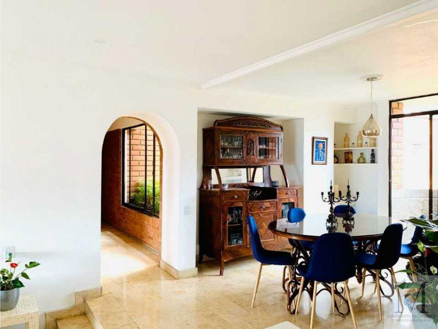 venta apartamento en san lucas el poblado medellin