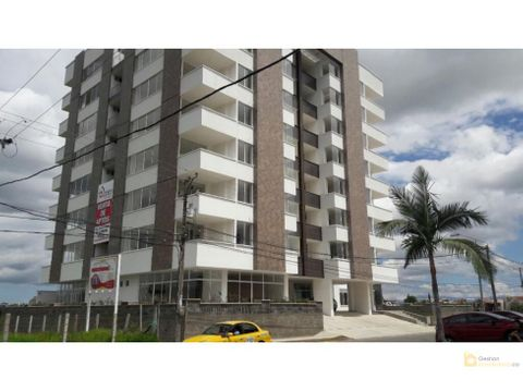 apartamento en venta en sector residencial de campo bello
