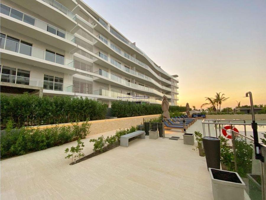 venta apartamento estudio en morros io serena del mar cartagena