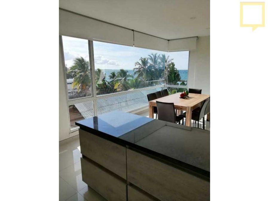 venta apartamento frente al mar covenas sucre