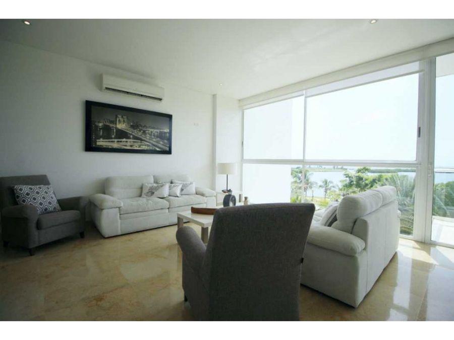 venta apartamento karibana beach golf cartagena