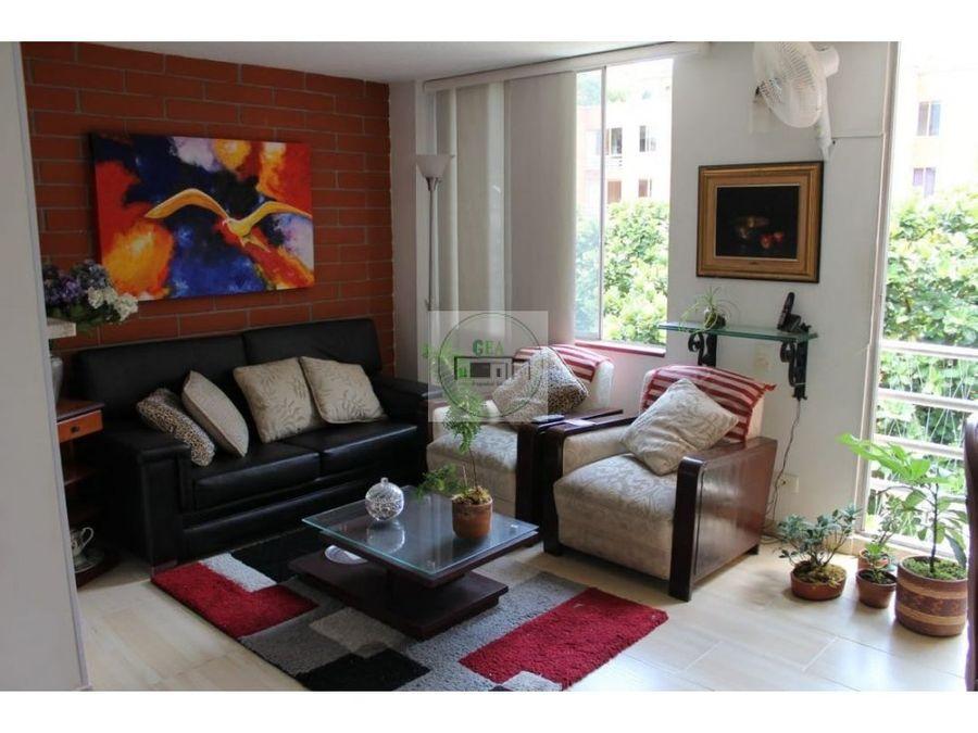 venta apartamento la mota medellin 72 m2