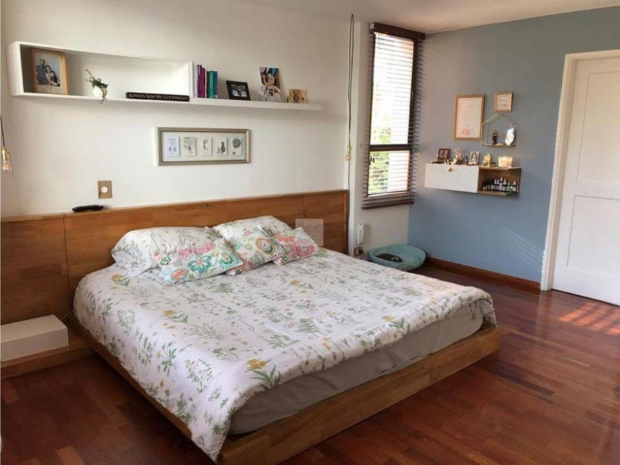 venta apartamento lalinde el poblado 163 m2 construidos 40 m2 terraza