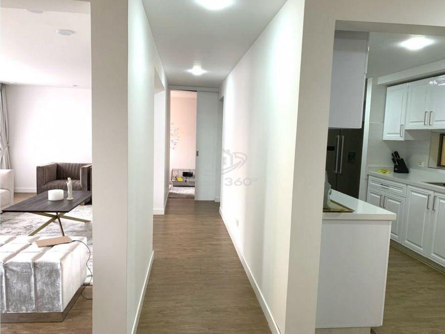 venta apartamento lisboa usaquen