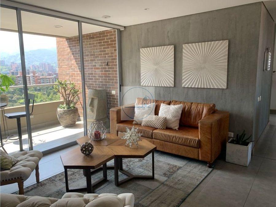 venta apartamento loma de los benedictinos envigado