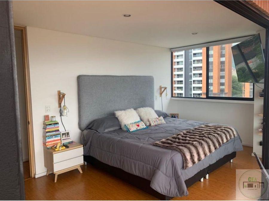 venta apartamento loma de las brujas envigado 74 m2 terraza 15 m2