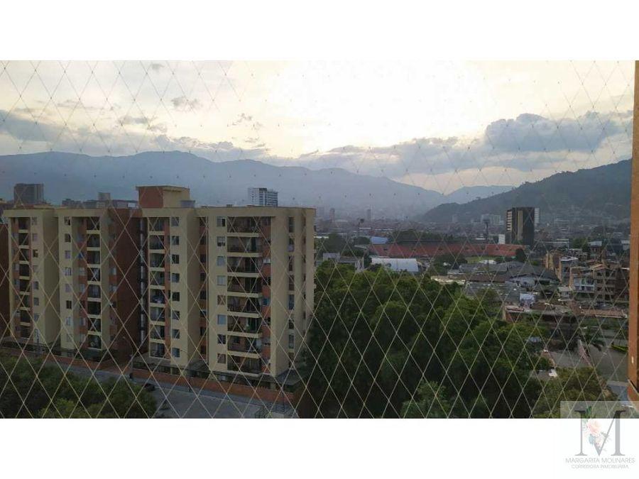 venta apartamento parqueadero y cuarto util en envigado barrio la paz