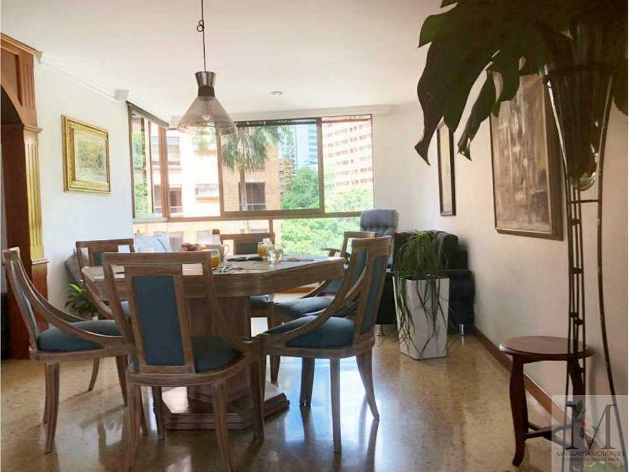 venta apartamento patio bonito el poblado medellin