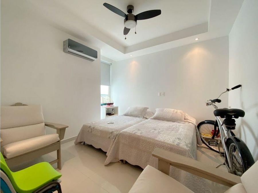 venta apartamento penthouse 3 alcobas en barceloneta cartagena