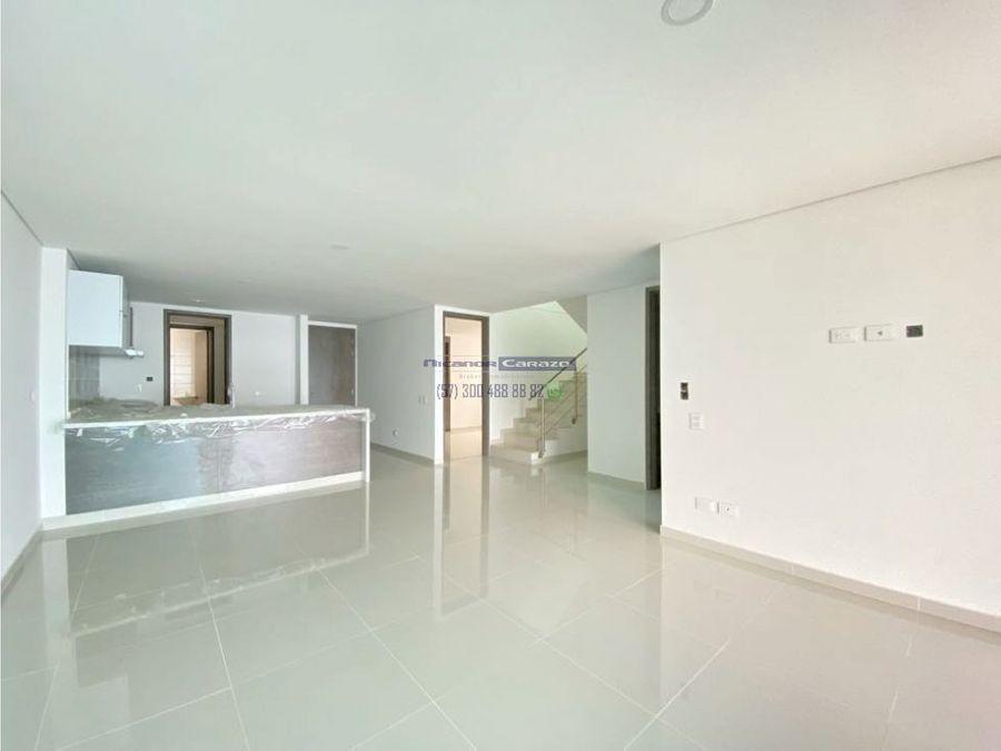 venta apartamento penthouse condominio geminis en cielo mar cartagena
