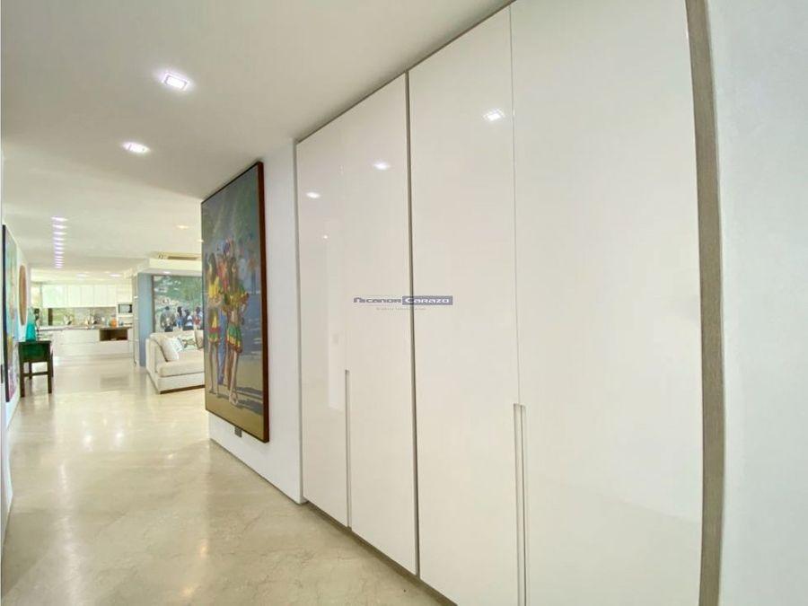 venta apartamento penthouse en karibana beach golf cartagena