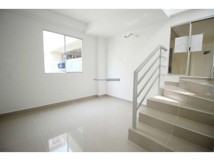 venta apartamento penthouse 4 alcobas en el portillo turbaco