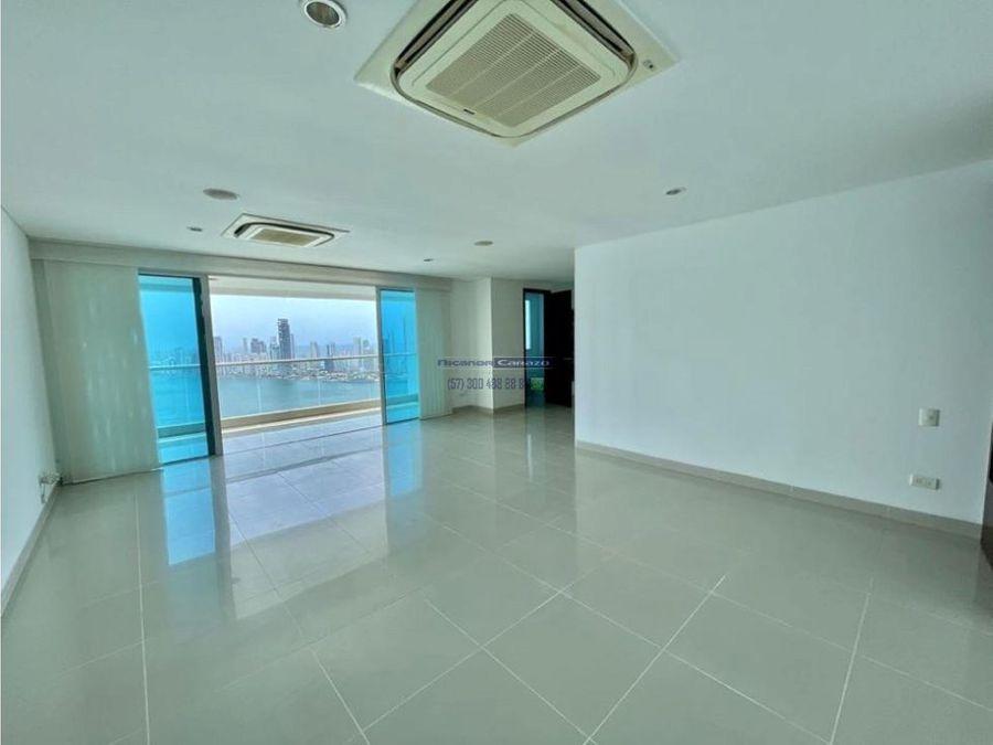 venta apartamento penthouse en edificio regatta manga en cartagena