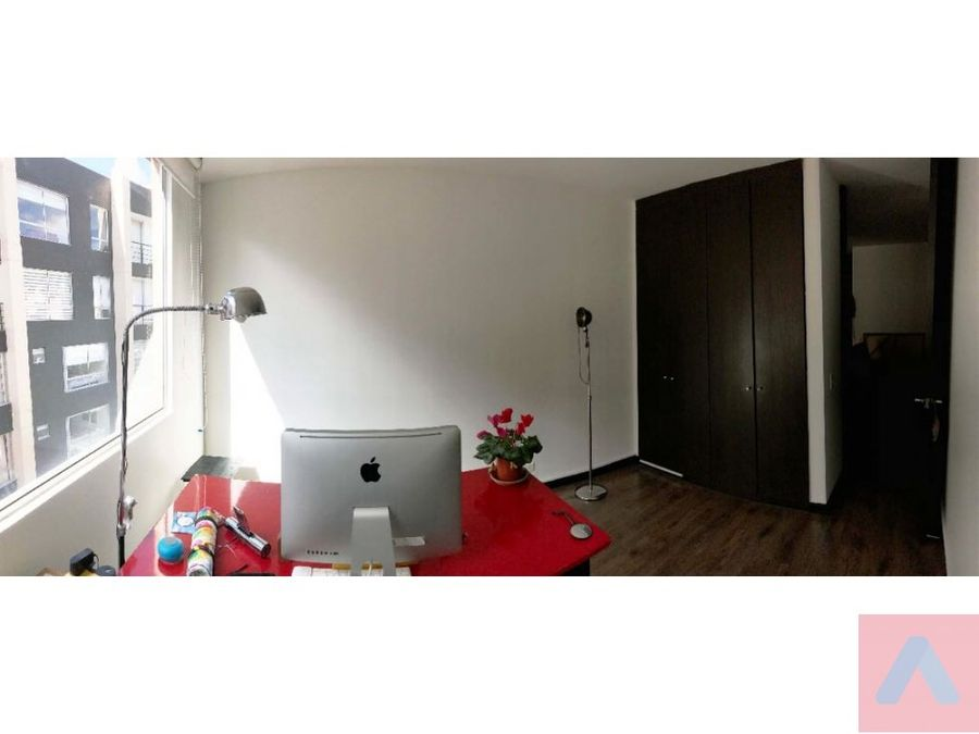 venta apartamento santa barbara 82m2 2 alcobas 2 banos balcon