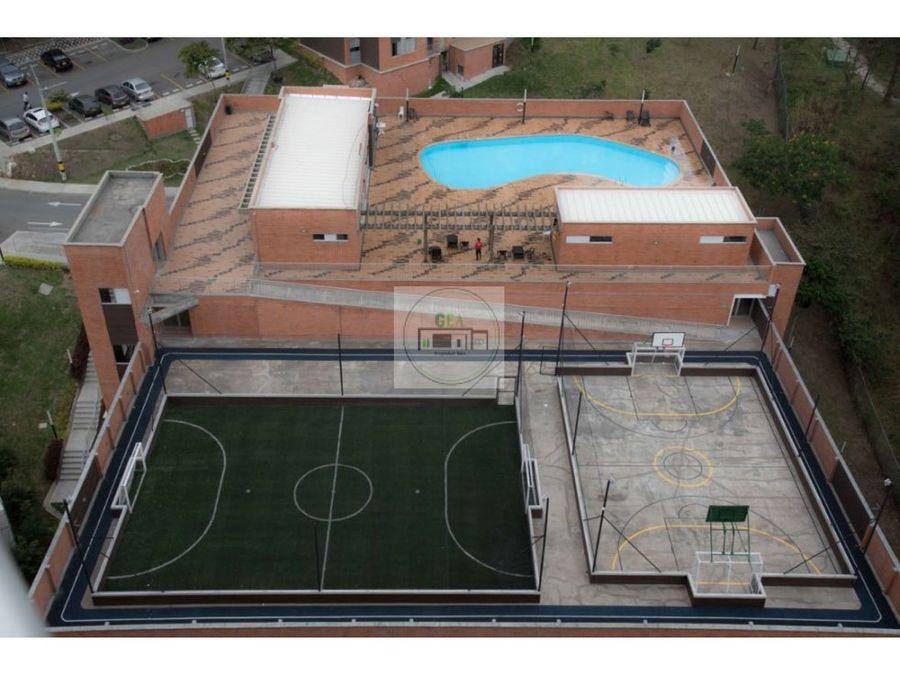 venta apartamento sector amazonia bello 58 m2