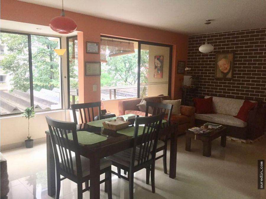 venta apartamento en envigado sector de la abadia parte baja