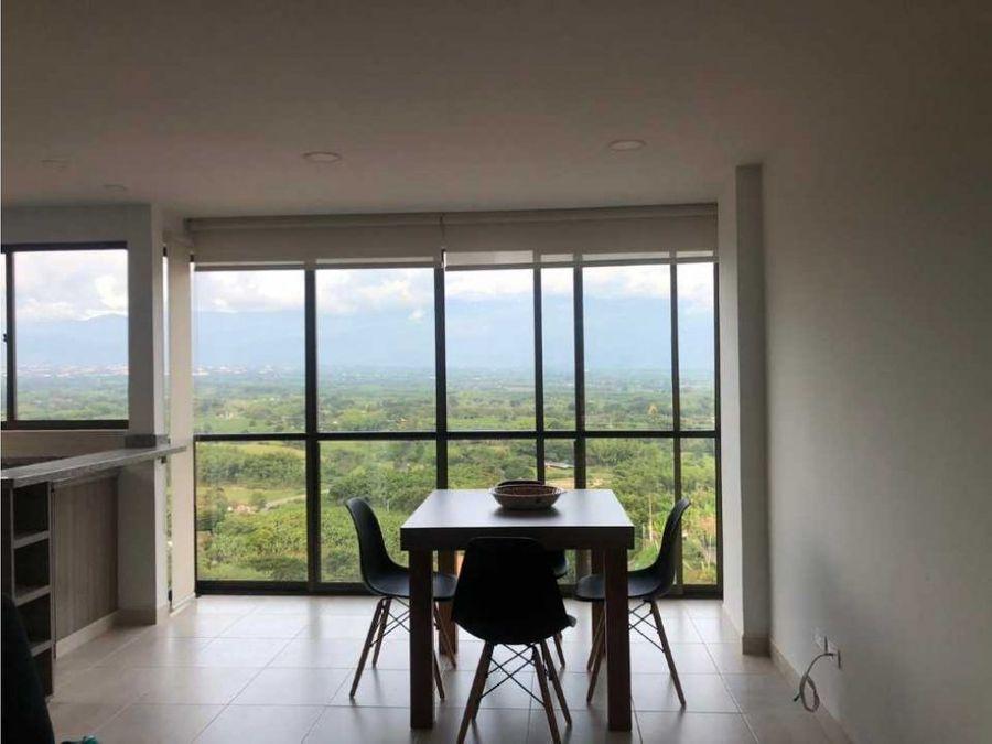 venta apartamento sector parque del cafe con permiso para turismo