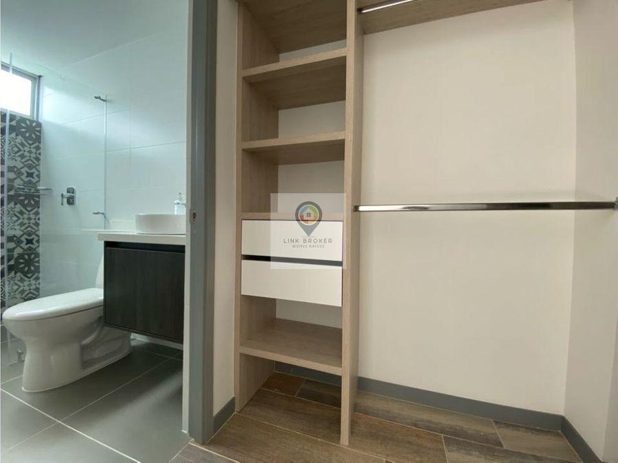 venta apartamento esquinero nuevo sobre avenida pinares pereira
