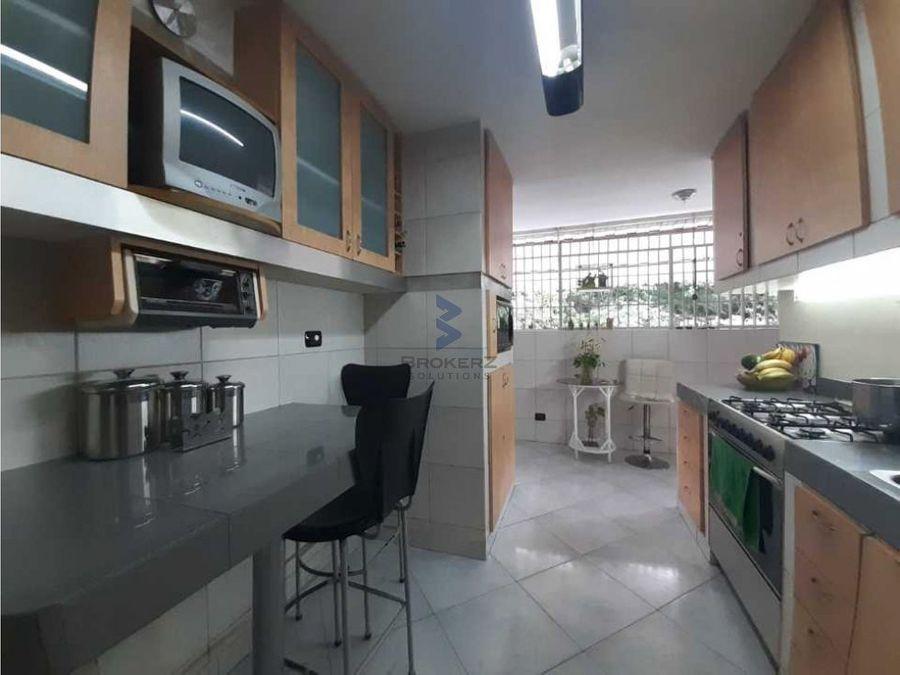 venta apartamento 108m2 3h2b1pe el cafetal