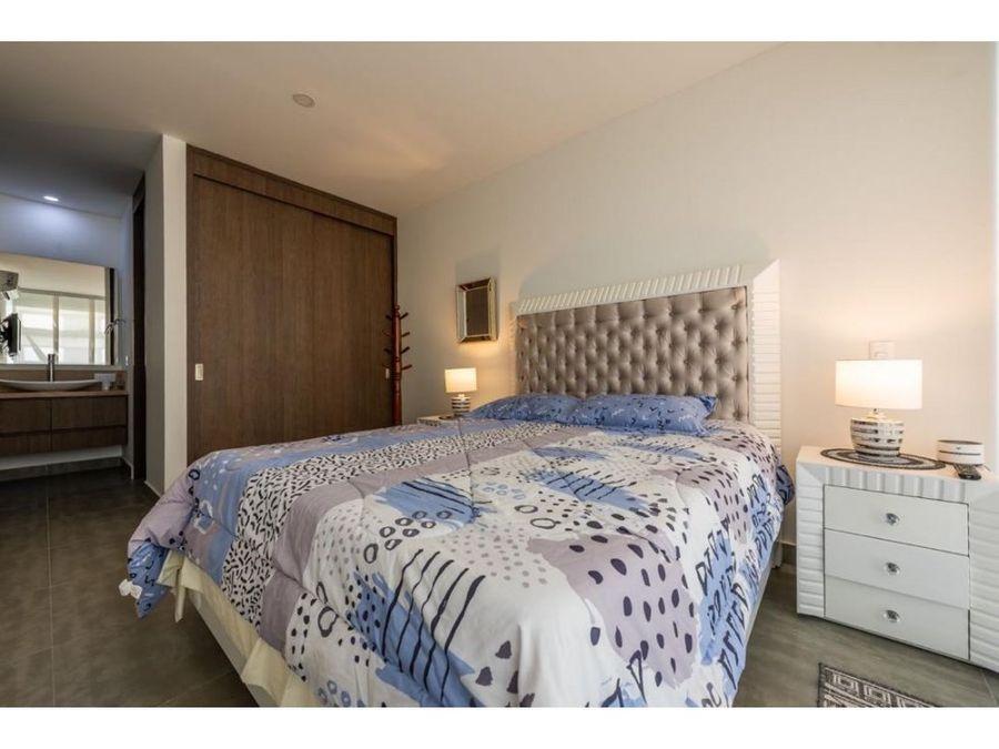 venta apartamento 1 alcoba amoblado en spiaggia di cartagena de indias