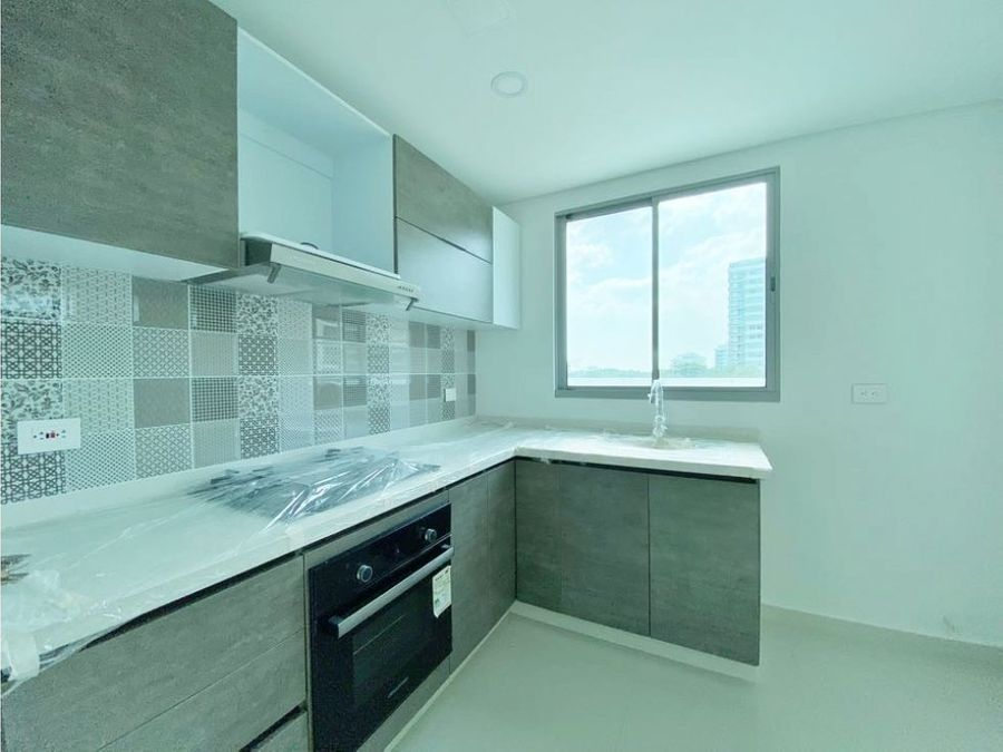 venta apartamento 1 alcoba condominio geminis en cielo mar cartagena