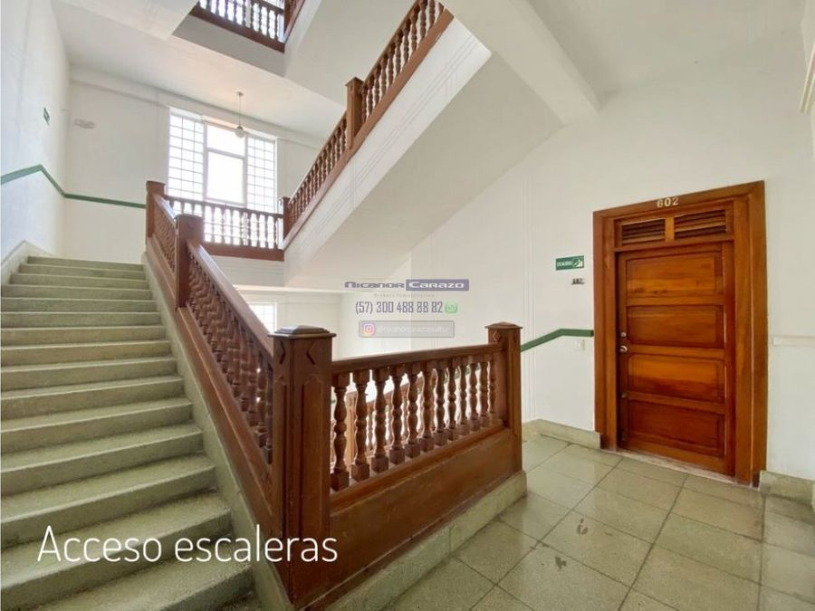 venta apartamento 1 alcoba edificio ganem centro historico cartagena