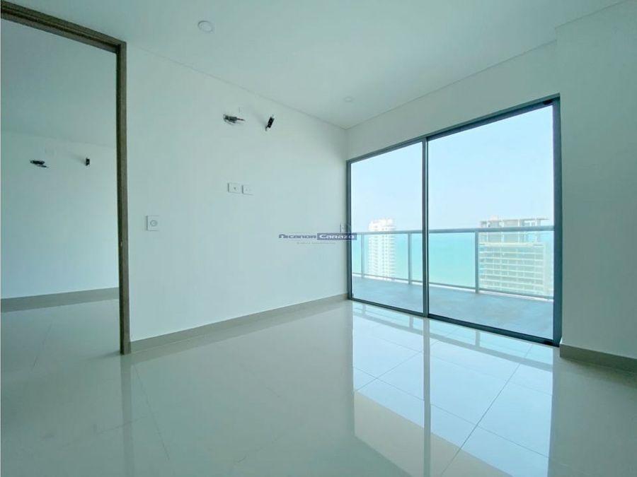 venta apartamento 1 alcoba en infinitum cartagena