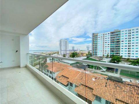 venta apartamento 2 alcobas the wind tower en crespo cartagena