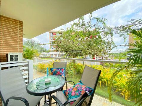 venta apartamento 2 alcobas zinnia club house serena del mar cartagena