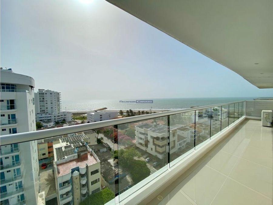 venta apartamento 2 alcobas en edificio tramontana crespo en cartagena