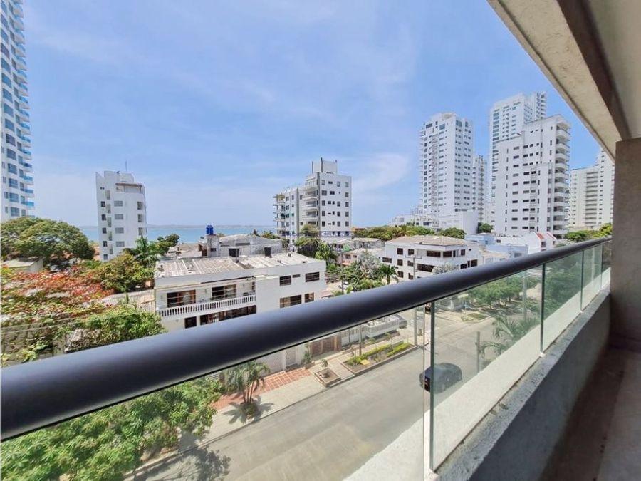 venta apartamento 2 alcobas en edificio mar de cristal castillogrande